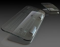 multi touch keyboard mouse