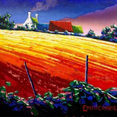 Landscape, Artist, Painting, Scenery, Painting Art, Landscape Paintings, Paintings, Painted Canvas, Corner Landscaping