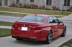 Imola Red F10 M5