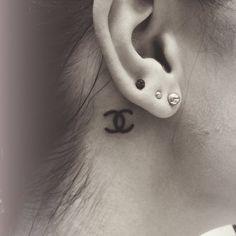 tattoo chanel