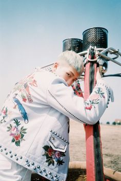Rapmon BTS young forever Day concept photo (Gucci s/s 16)