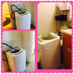 hide portable washing machine - google search | bathroom