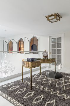 Carolina George 'Bond St. Apartment'. Fun project to work on.