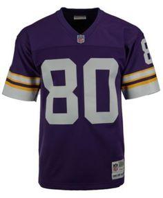 bd96f0a42 Mitchell   Ness Men s Cris Carter Minnesota Vikings Replica Throwback Jersey  Men - Sports Fan Shop By Lids - Macy s
