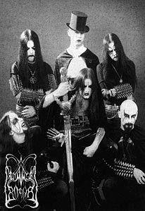 Black Metal/dimmu borgir