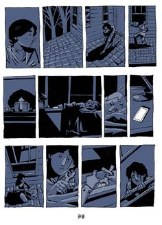Hiddenfolk Full Page 38