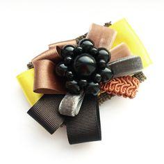 Handmade Jewelry, Jewelry Making, Brooch, Unique, Decor, Decoration, Handmade Jewellery, Brooches, Jewellery Making