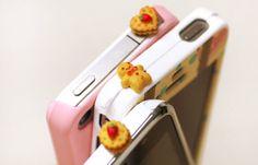 70 Cute Smartphone Anti-Dust Plugs You Can Buy
