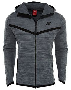 online shopping for NIKE Tech Knit Windrunner Jacket Mens from top store. See new offer for NIKE Tech Knit Windrunner Jacket Mens Grey Hoodie, Gray Jacket, Windrunner Jacket, Champion Jacket, Nike Tech, Running Jacket, Twill Pants, Skinny Ankle Jeans, Sport Outfits