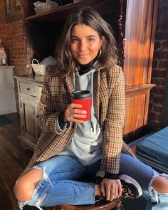 The Latest Winter Fashion Trends & Outfit Ideas Uni Outfits, Winter Fashion Outfits, Mode Outfits, Fall Winter Outfits, Look Fashion, Autumn Winter Fashion, Trendy Outfits, Winter Style, Winter Layering Outfits