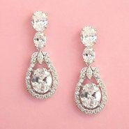 dimond ear rings