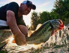 d67ceba440da Bass fishing by James Overstreet