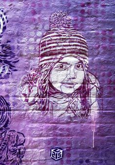Artist: Christian Guémy aka C215  #streetart