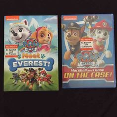 Paw Patrol ( 2 ) DVD… ($28) is on sale on Mercari, check it out! https://item.mercari.com/gl/m423638392/
