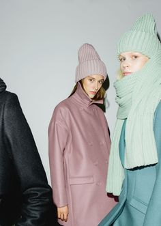 & Other Stories | Get ready to face the cold in our rich wools, snug…