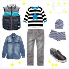 Kindermode #1 Outfit- Ein cooler Stern Familienwoche - Star - Freitag