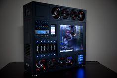 Watercooling PC | Unreal ROG PC Mod.