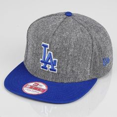 LA Dodgers Tweed von New Era fb857ec31d5