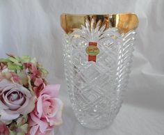 Bleikristall Annahutte Dorchester Lead Crystal by SecondWindShop, $19.50