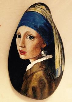 girl with a pearl earring /vermeer