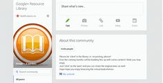 An easy way to get organized on Google+, create a private community, create categories in the community so you have a great way to curate your content!