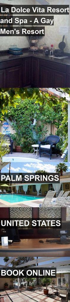 El Mirasol Villas Palm Springs A Gay Mens Resort In Palm Springs - Palm springs escort reviews