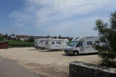Une nouvelle aire de services pour camping-cars à Germagny, en Saône-et-Loire