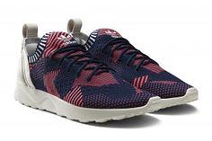 watch a3aaf a45b2 adidas Originals Brings Primeknit to Its New ZX Flux ADV Sneaker
