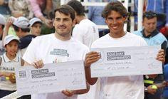 'Charity Day' en el Masters 1.000 de Madrid