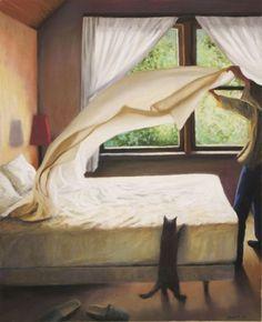 Making Beds  deborah dewit