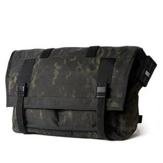 Weatherproof messenger bags made in the USA with a lifetime warranty.