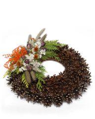 236 - My site Flower Designs, Christmas Wreaths, Holiday Decor, Flowers, Crafts, Hana, Advent, Home Decor, Autumn