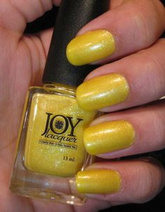 Blonded by the Light | Custom Polish for Alyson | Joy Lacquer
