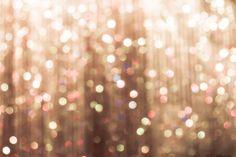 Swarovski Crystal Chandelier Bokeh. Photo by Christa Lee Photography