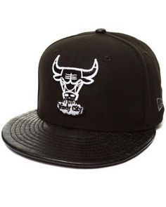 New Era - Chicago Bulls Star Vize 5950 fitted hat @ DrJays.com