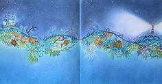#lostocean #oceanoperdido #colourinforadults #johannabasford