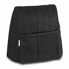 KitchenAid® Stand Mixer Cover - in black - to fit Heavy Duty Plus Series
