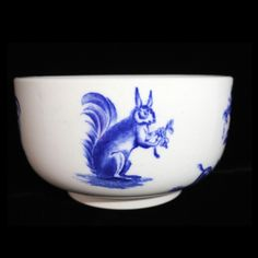 1898 Copeland Spode Blue Child's Bowl