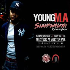 Knowledge Is Power Promotions: @YoungMaMusic - Brooklyn Cypha (Net Video)