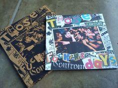 Diseño y Empaque (Serigafia) Fanzine