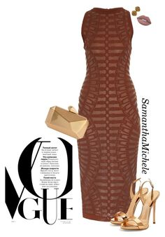 """""""Untitled #233"""" by samanthamichele ❤ liked on Polyvore featuring Balmain, Giuseppe Zanotti, Chanel and Lime Crime"""