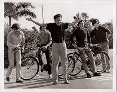 Ringo, John, George, Paul via Rides a Bike tumblr