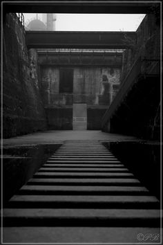 Stairway into the unknown by DerHerrB on 500px