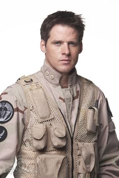 Titles: Stargate SG-1 Names: Ben Browder Characters: Lt. Colonel Cameron Mitchell