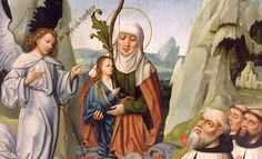 """Hermits lived on Mount Carmel near the Fountain of Elijah in northern Israel in the 12th century. They had a chapel dedicated to Our Lady. By the 13th century they became known as """"Brothers of Our Lady of Mount Carmel."""" They soon celebrated a special Mass and Office in honor"""
