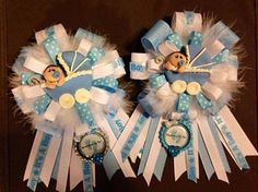 Good Baby Shower Badge Bow Pin Mom To Be By Bowtifulbowsntutus On Etsy, $9.00