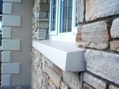 Die Wahl passender Fensterbänke ist eine Frage der Ästhetik. Wir bieten Ihnen eine große Auswahl an Formen, Dekoren, als auch Abmessungen.  #Granit #Fensterbänke  http://www.werk3-cs.de/granit-fensterbaenke-passende-granit-fensterbaenke