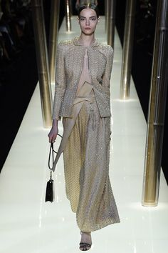 Armani Privé Spring 2015 Couture - Collection - Gallery - Style.com