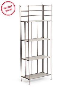 4-tier Baker's Rack Bakers Rack, Tj Maxx, Shelves, Organization, Storage, Wood, Modern, Furniture, Home Decor