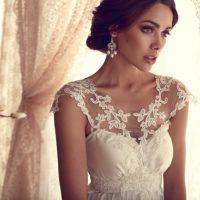 Vestidos de noiva Anna Campbell | Noiva de Evasê